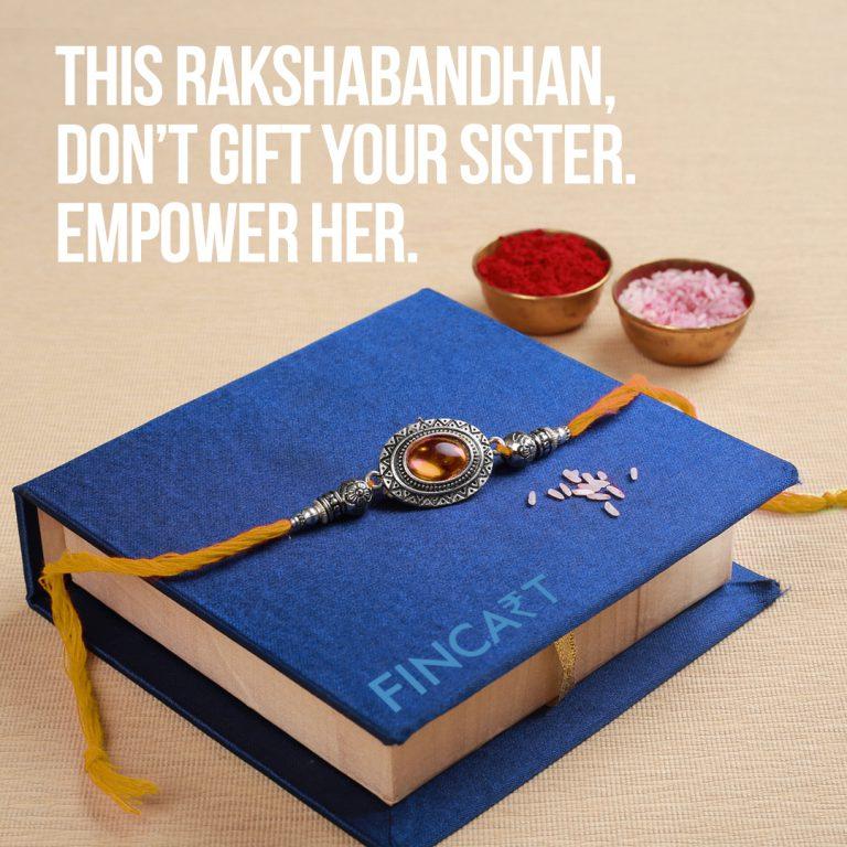 "<strong > <p style='line-height: 1.5'> This Raksha Bandhan – empower the ""Shagun ka Lifafa"". </p> </strong>"
