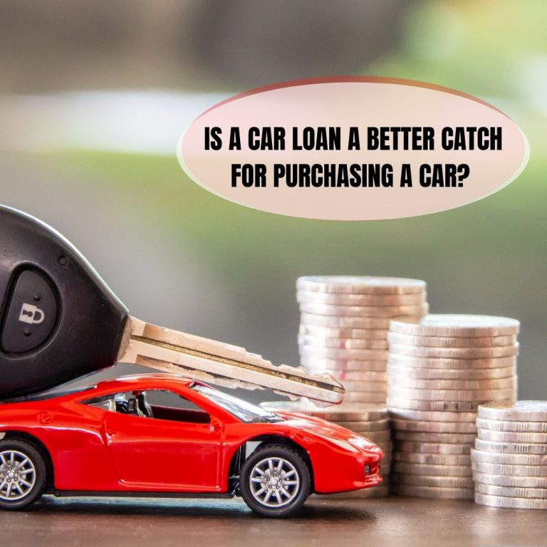 <p style='line-height:1.4; font-size:1.2em'> Is a Car Loan a better catch for purchasing a car? </p>